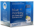 Blue Monkey 100% Natural Pure Coconut Water Pulp Free | 059654170010