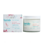 Lavido Aromatic Body Lotion Patchouli, Vanilla & Jojoba 250 ml | 7290014950856