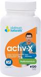 Platinum Naturals Activ-X Multivitamin for Men 120 Softgels | 773726030810
