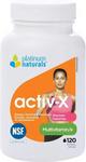 Platinum Naturals Activ-X Multivitamin for Women 120 Softgels | 773726030834