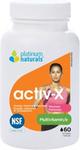 Platinum Naturals Activ-X Multivitamin for Women 60 Softgels | 773726030827