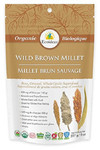 Ecoideas Organic Wild Brown Millet   875405002528