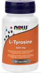 Now Foods L-Tyrosine 500mg 60 Capsules | 733739801609
