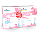 Boiron Camilia Teething -Value pack 2 x (30 x 1 ml) | 774016805972
