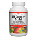 Natural Factors Hi Potency Multi Vegetarian Formula Tablets | 068958015194