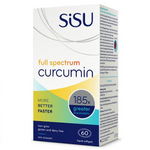 Sisu Full Spectrum Curcumin 60 Softgels | 777672041074