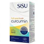 Sisu Full Spectrum Curcumin 60 Softgels | 777672041074
