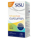 Sisu Full Spectrum Curcumin 75 Softgels| 777672041104