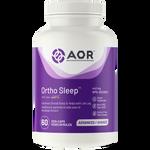 AOR Ortho-Sleep 443 mg 60 Veg Capsules   UPC: 624917041866   SKU: AOR-1183-001