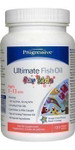 Progressive Ultimate Fish Oil for Kids Chewable Softgel (DISCONTINUED)
