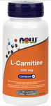 Now Foods L-Carnitine 500 mg   733739800725