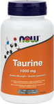Now Foods Taurine Double Strength 1000mg 100 Veg Capsules | 733739801425