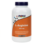 Now Foods L-Arginine 500mg | 733739800312