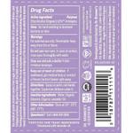 Dr. Bronner's Organic Hand Sanitizer Lavender | Drug Facts