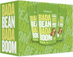 Enlightened Bada Bean Bada Boom Crunchy Broad Beans Wasabi 12 x 128g Bags | 852109004772