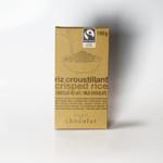 Galerie au Chocolat Crisped Rice Milk Chocolate Bar