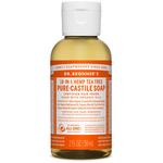 Dr. Bronner's Pure-Castile Liquid Soap Tea Tree 59ml | 018787776025