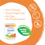 Boiron Sinusalia 60 tablets - Features