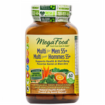 MegaFood Multi for Men 55+ | 051494901939