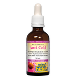 Natural Factors ECHINAMIDE Anti-Cold Alcohol-Free Fresh Herb Tincture Natural Berry | 068958047287