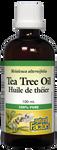 Natural Factors Tea Tree Oil Liquid   068958043494