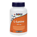 Now Foods L-Lysine 500mg | 733739801104