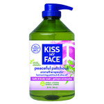 Kiss My Face Peaceful Patchouli Shower Gel (DISCONTINUED)
