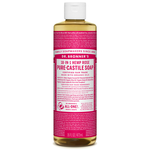 Dr. Bronner's Pure-Castile Liquid Soap Rose 473ml | 018787778166
