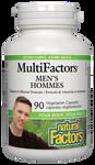 Natural Factors Men's MultiFactors Vegetarian Capsules | 068958015897
