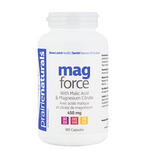 Prairie Naturals Mag-Force with Magnesium and Malic Acid 180 Capsules | 067953004042