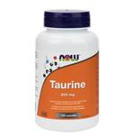 Now Foods Taurine 500mg   733739801401