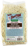 Bob's Red Mill Organic Quick Cooking Rolled Oats | 039978319531