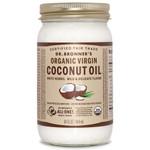 Dr. Bronner's White Kernel Organic Virgin Coconut Oil 414ml | 018787505021