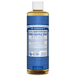 Dr. Bronner's Pure-Castile Liquid Soap Peppermint 473ml | 018787765166