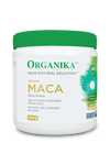 Organika Organic Maca Powder Gelatinized Powder 200g | 620365018221