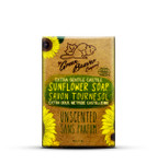 Green Beaver Extra Gentle Castile Sunflower Bar 90 grams Unscented  834639009697