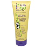 Boo Bamboo Baby Squeaky Clean Natural Baby Wash and Shampoo Unscented (DISCONTINUED)