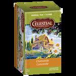 Celestial Seasonings Herbal Tea Chamomile   070734000102