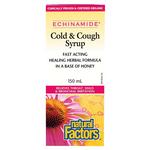 Natural Factors Echinamide Cold & Cough Syrup | 068958047607
