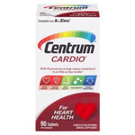 Centrum Cardio Multivitamin Tablets | 00062107084109
