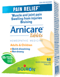 Boiron Arnicare Tablets 60 Quick Dissolving Tablets | 774016699533