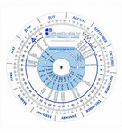 Fairhaven Health Pregnancy Wheel and Ovulation Calendar 1 Count | 895749000202