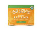 Four Sigmatic Golden Latte Mix with Turkey Tail Defend 10 packets | 816897020782