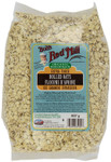 Bob's Red Mill Organic Extra Thick Rolled Oats | 039978319548