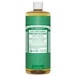 Dr. Bronner's Pure-Castile Liquid Soap Almond 946 ml |018787771327