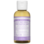 Dr. Bronner's Pure-Castile Liquid Soap Lavender 59 ml | 018787774021