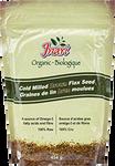 INARI Organic Milled Brown Flax Seeds | 667390507719