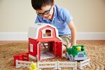 Green Toys Farm Playset | 816409011581