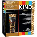 Kind Snacks Peanut Butter Dark Chocolate & Protein Bars
