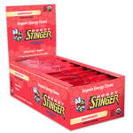 Honey Stinger Organic Energy Chews Grapefruit | 810815021325